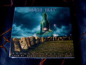 Slip-Album-Uriah-Heep-Live-Sweden-Rock-Festival-2009-Sealed