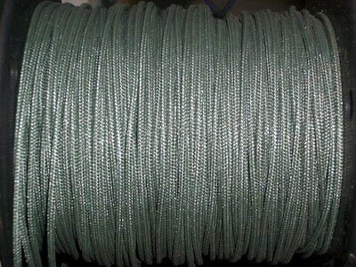 Fl Green /& Black BCY #24 D Loop Rope Release Material 1/' 3/' 5/' 10/' 25/' 50/' 100/'