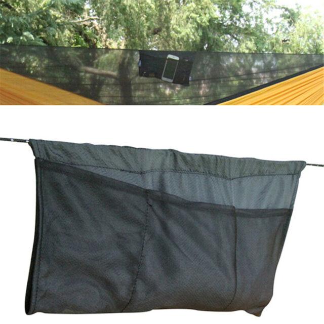 Ridge Rope Hammock Debris Bag Storage Spaces Suspension Bags Camping