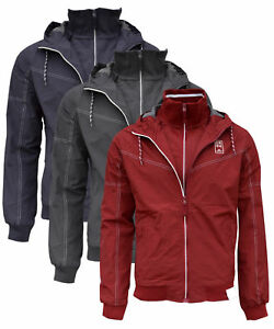 Mens Homme Evolutive Hooded Veste Crosshatch Hooded Transition Ch Nouveau 4wHAHq