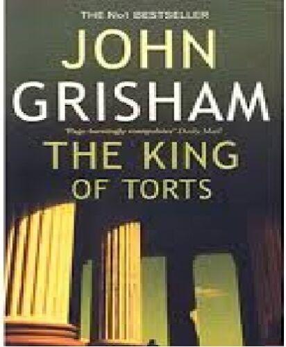 1 of 1 - JOHN GRISHAM _ THE KING OF TORTS _ BRAND NEW _ A FORMAT _ FREEPOST UK