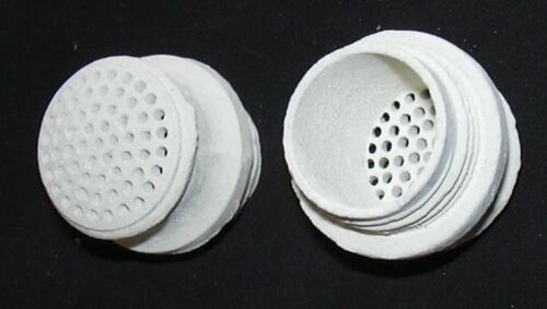 2 Pcs Ceramic Metal Halide for Starklichtlampen Hk500