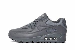 Details about NIKE AIR MAX 90 Pinnacle Limited Wmn Sz 6 839612 003 COOL GREY leather