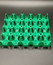 25 Pack Incubator Egg Trays 20 Hole Replacement Tray Duck Turkey Peacock Plastic