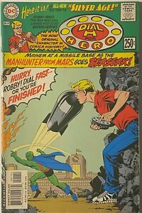 SILVER-AGE-DIAL-H-FOR-HERO-2000-DC-English-5-0-FINE