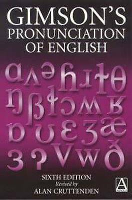 Gimson's Pronunciation of English-ExLibrary