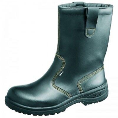 UK Size 8 Black EU 42. Men/'s Sievi Offshore XL S2 Steel Toe Cap Rigger Boots