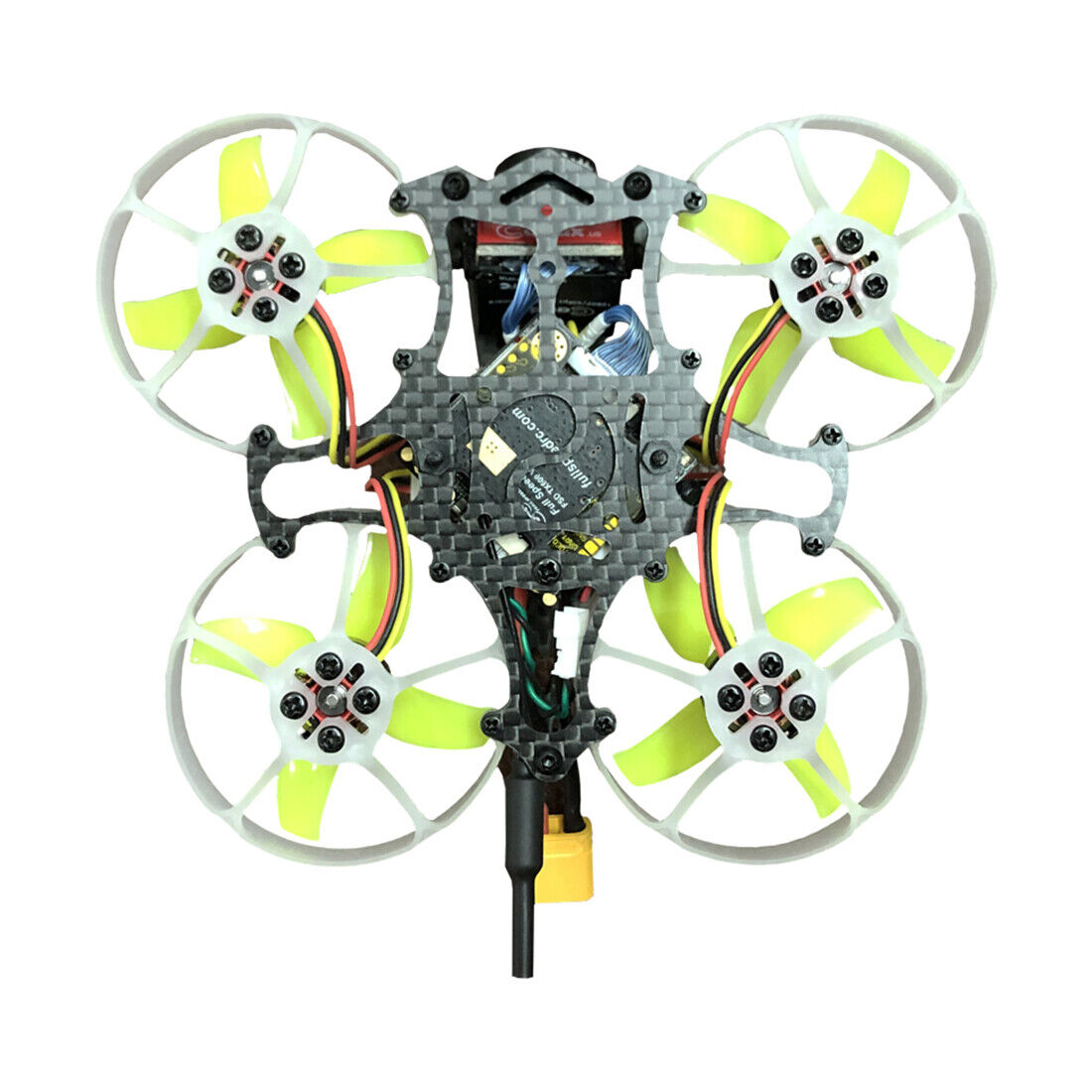 FULLSPEED tinyleader HDV2 sin escobillas dan por FPV RACING Drone 2-3S