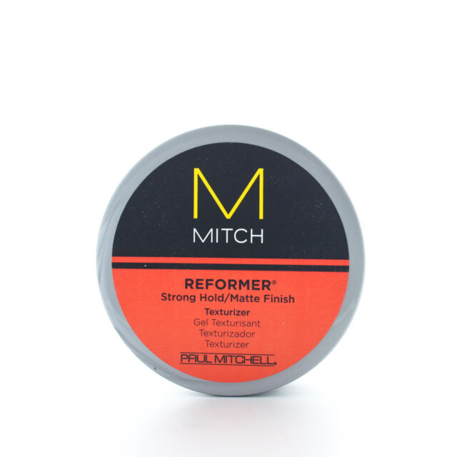 Paul Mitchell Mitch Reformer Strong Hold/Matte Finish Texturizer 3oz/85g