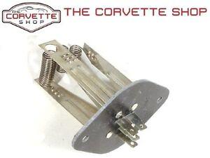 1972-1982 Corvette Blower Motor Resistor for cars with AC