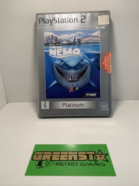 Finding Nemo PS2 🇦🇺 Seller Free And Fast Postage