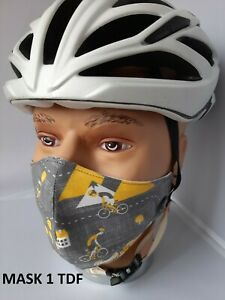Cycling-Theme-Face-Mask