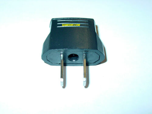 TRAVEL Adapter for  EUROPE ASIA to USA Canada  ROUND 110 CONVERTER