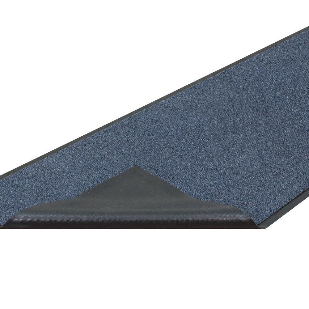 Classic Clean coffre paillasson tapis tapis tapis de saleté tapis propre coureur bleu 120cm largeur   Outlet Store Online  d566e4