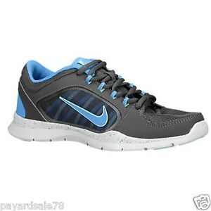 WOMEN'S SIZE 8.5 NIKE FLEX TRAINER 4 SNEAKERS / SHOES 643083 005