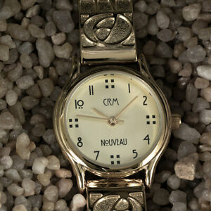 Gold-Dial-Charles-Rennie-Mackintosh-Ladies-Cocktail-Bracelet-Watch