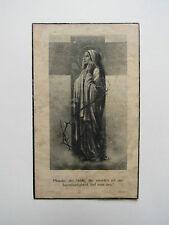 IMAGE d' AVIS MORTUAIRE : Raphaël CASTEL, 1913, France-Belgique