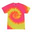 Tie-Dye-Kids-T-Shirts-Youth-Sizes-Unisex-100-Cotton-Colortone-Gildan thumbnail 25