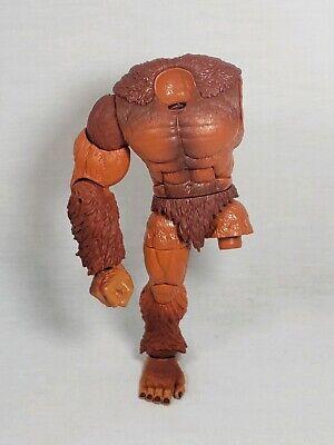 Marvel Legends SASQUATCH BAF select your piece Arm Leg Head Torso