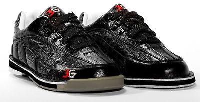 3G Tour Ultra Black Men/'s Right Hand Bowling Shoes