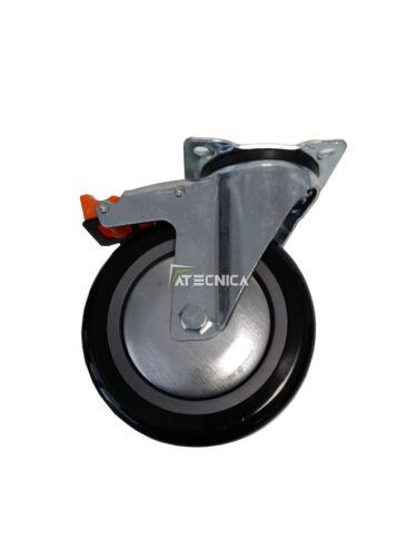 Rad drehbar mit Bremse beta 2400S R//GF Teile Wagen mobil beta C24S