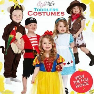 BABY-TODDLER-GIRL-BOY-XMAS-BOOK-WEEK-DAY-SCHOOL-COSTUME-FANCY-DRESS-PARTY-OUTFIT
