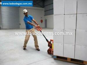 Rento Bodega 175 m2 con Seguridad 24 hrs en Naucalpan