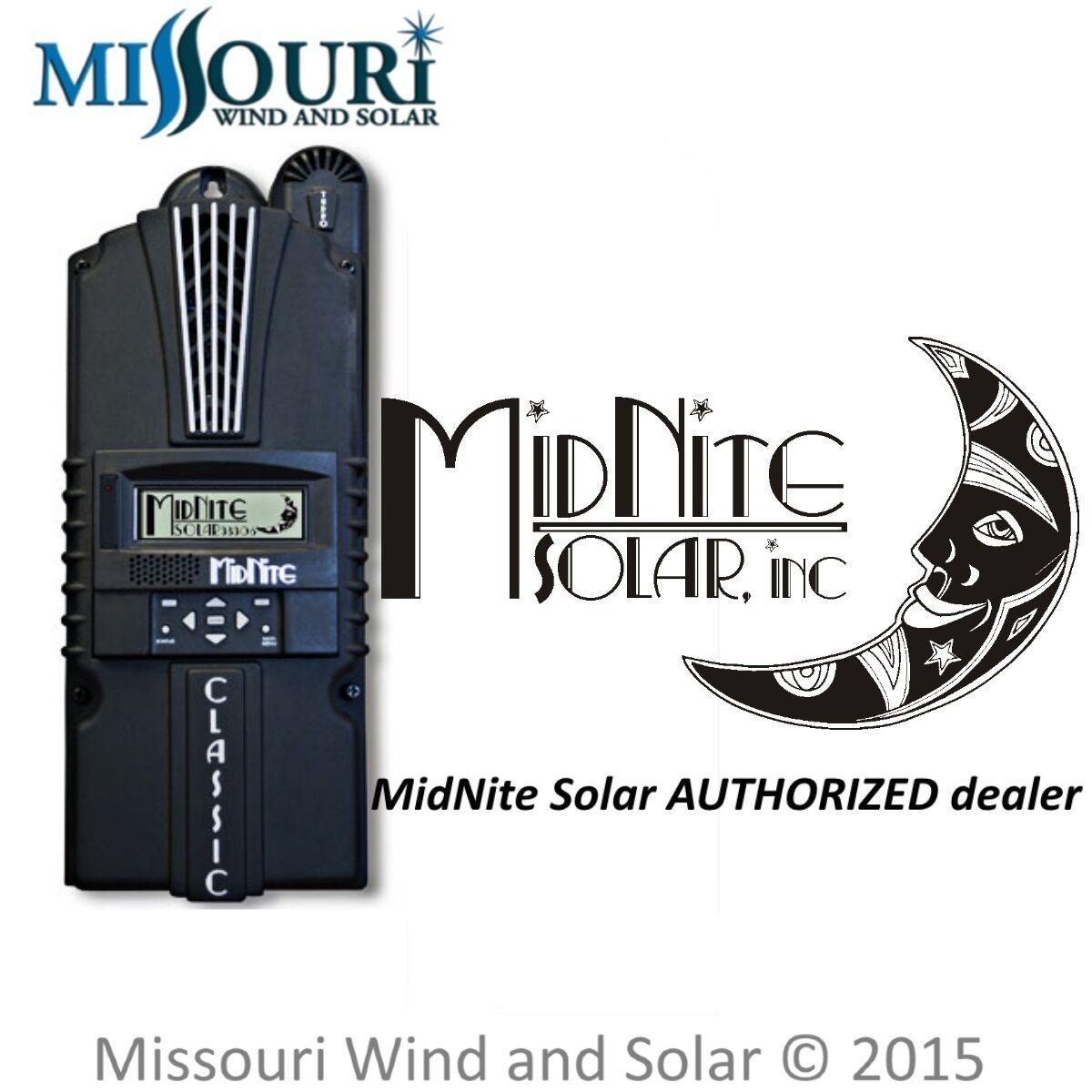 Midnite Solar Classic 150 Mppt Charge Controller Regulator