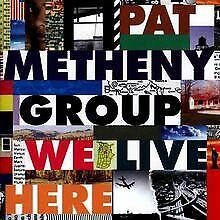 We Live Here von Dave Samuels, David Blamires | CD | Zustand akzeptabel