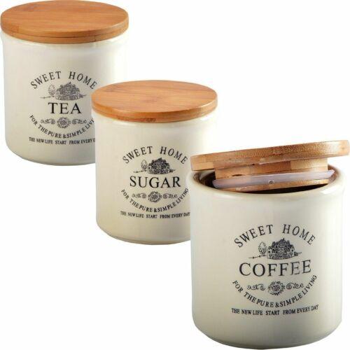 Aufbewahrungsdose Dose Zucker Kaffee Tee Sugar Coffee Tea Shabby