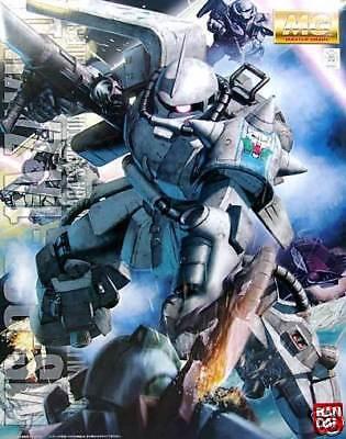 Bandai 1 100 MG 115 MS-06R-1A MS-06R-1A MS-06R-1A Zaku II Ver.2.0 S.M Wolf 1aaf88
