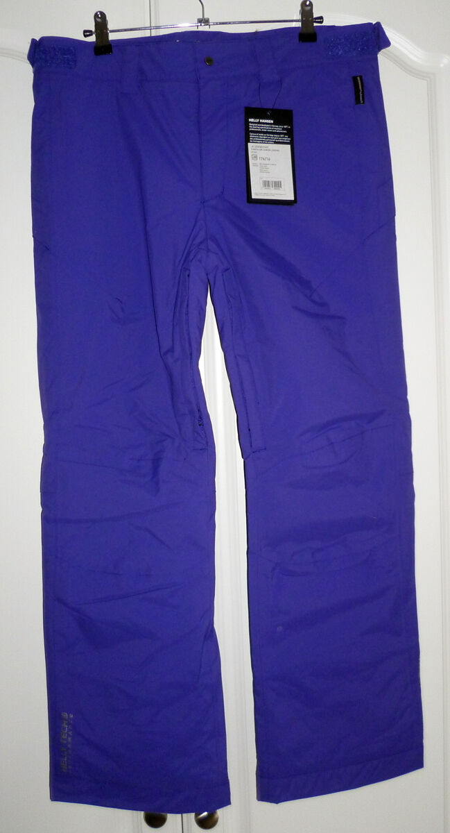 Helly Hansen Junior Legend Insulated Ski Pant 41063 - 258 Midnight lila Age 16