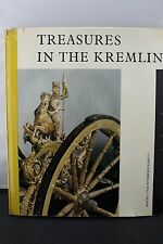 Treasures in the Kremlin Illustrated Photographs Second Revised Impression 1964