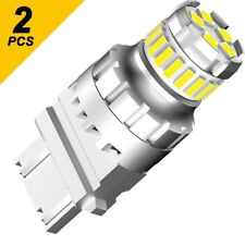 3157 4157 Led Back Up Reverse Lights Bulbs White For Chevy Silverado 1500 99 13 Fits Mustang