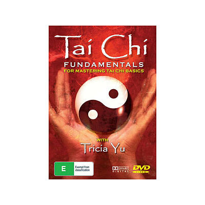 TAI CHI FUNDAMENTALS FOR MASTERING TAI CHI BASICS DVD