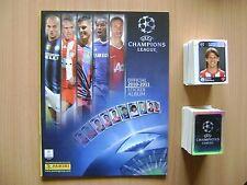 PANINI UEFA Champions League 2010-2011 Empty album +  Full set 564 stickers