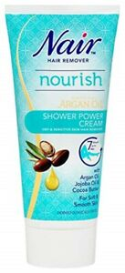 NAIR Nourish Shower Power Cream 200ml-For handy, quick & effective hair removal