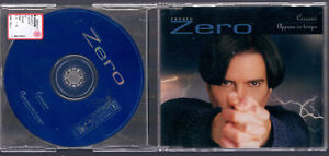 RENATO-ZERO-CERCAMI-APPENA-IN-TEMPO-1998-CD-SINGLE