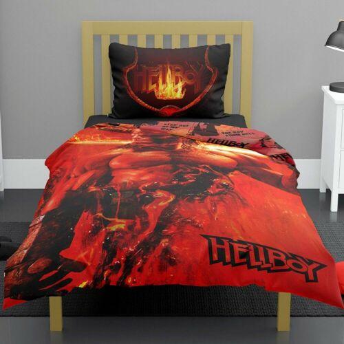 SI624 Hellboy Duvet Set