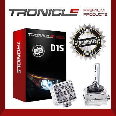 2 x D1S XENON BRENNER BIRNE LAMPE AUDI S6 C6 4F Avant 8000K Seitronic® TÜV Frei