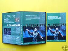 dvd,teatro,opera,giuseppe verdi,il trovatore,le trouvère,luciano pavarotti,lyric