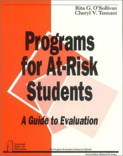 Programs for At-Risk Students (Essential Tools for Educators series)