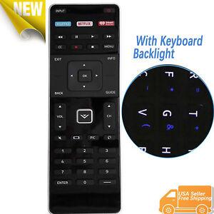 Vizio XRT500 Remote Control M652I-B2 M602I-B3 M552I-B2 M492I-B2 M422I-B1 M322I-B