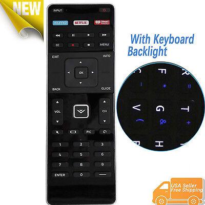 New XRT500 Remote for Vizio Smart TV M75-C1 M322I-B1 M652IB2 P602UI-B3 P702UI-B3