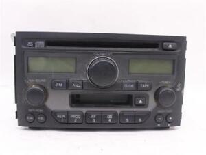 Radio-Honda-Pilot-2003-03-2004-04-2005-05-AM-FM-CD-Cassette-39100S9VA120-948365