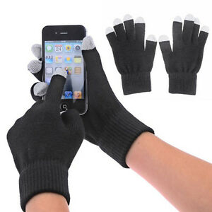 Women-039-s-Conductive-Touch-Screen-Glove-2-Pack-Tips-Let-You-Use-Touchscreens