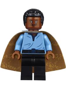 NEW NEW NEW LEGO LANDO CALRISSIAN FROM SET 75222 STAR WARS EPISODE 4 5 6 (SW0973) 45f2ba