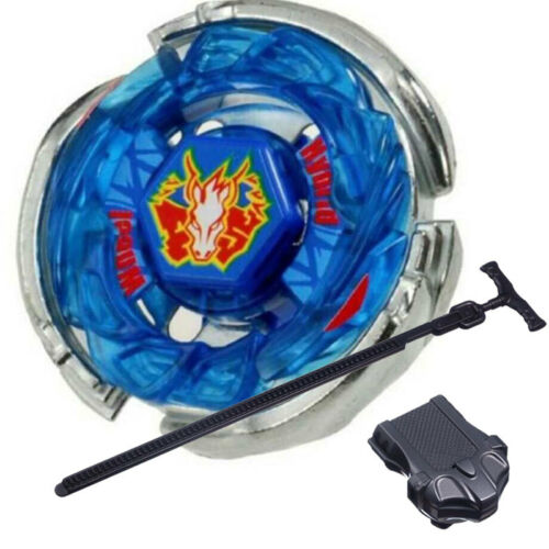 Storm Pegasus BB28 Kampf Metal Masters 4D System Beyblade mit Power Launcher New