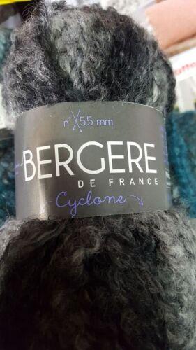 Bergere de France ciclón grueso hilo de ganchillo