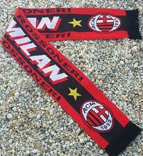 AC Milan soccer scarf